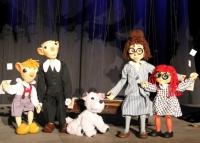 5er Set Marionetten (groß)